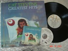 "Cat Stevens   ""Cat Stevens Greatest Hits"" Canadian LP A&M Records SP-4776"