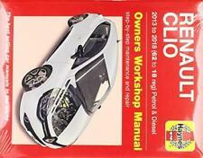 RENAULT CLIO Petrol & Diesel (13 - 18) 62 to 18 Haynes Repair Manual