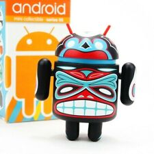 "Android 3"" Mini Series 5 Reactor 88 Totem Blue Red Kidrobot Andrew Bell Art"