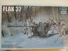 Trumpeter 1/35 Flak 37 3.7cm Gun
