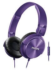 Philips Shl3065 Fioletowe Mikrofon