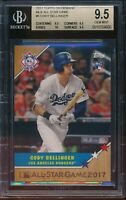 2017 Topps On Demand MLB All Star Game Cody Bellinger RC BGS 9.5 Gem Mint Rookie