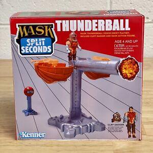 M.A.S.K. Thunderball Custom w/ Box & Insert MASK Kenner 1988