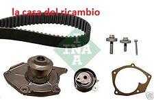 Kit Distribuzione + Pompa Acqua INA Dacia Sendero Duster Logan 1.5 dCi