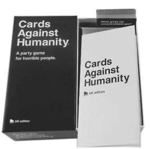 Cards AG Humanity UK 2.0 Edition New Sealed 600  Cards  UK