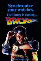 "BACK TO THE FUTURE II (2) Movie Poster [Licensed-NEW-USA] 27x40"" Theater Size B"