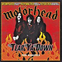 MOTORHEAD - Tear Ya Down - The Rarities - Double CD Set (Lemmy, 2 CD Set)