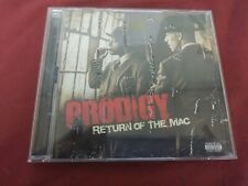 PRODIGY RETURN OF THE MAC HIP HOP RAP MUSIC CD ALBUM 2 DISC SET 14 TRACKS 2007