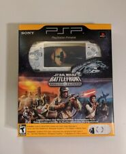 PlayStation PSP 2000 Limited Edition Star Wars Battlefront Renegade Squadron NEW