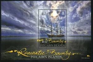 Pitcairn Island Stamp - Bounty Replica Stamp - NH