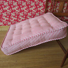 Dollhouse Mattress ~ HANDMADE ~ Made to Measure ~ 1:12