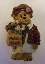 Boyds Magnet (Made From Pin), Colette Shopping Spree, Santa'S Helper