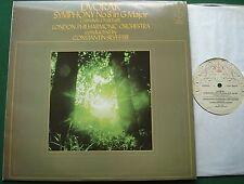 Dvorak Symphony No 8 in G Major Carnaval Overture LPO Constantin Silvestri LP