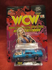 Racing Champions  WCW  Nitro-Streetrods  Diamond Dallas 1:64 scale  NOC  W-03