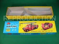Corgi. Gift Set #12 Chipperfield's Circus Crane Truck & Cage - Repro Box by DRRB
