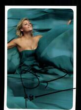 Helene Fischer Autogrammkarte Original Signiert ## BC 160667