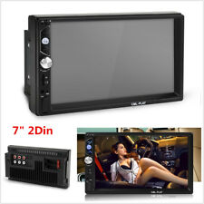 7inch 2Din HD In-dash Car Stereo Radio Bluetooth Video MP5 Player FM Mirror Link