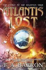 Atlantis Lost (Atlantis Saga)-ExLibrary
