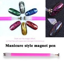 Double-headed Magnetic Nail Stick Cat Eye Nail Art Magnet for UV Gel Nail Polish