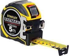 STANLEY FATMAX AUTOLOCK XTHT0-33671 5M TAPE MEASURE   METRIC ONLY
