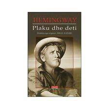 The old man and the sea (Plaku dhe deti) by Ernest Hemingway. Albanian language