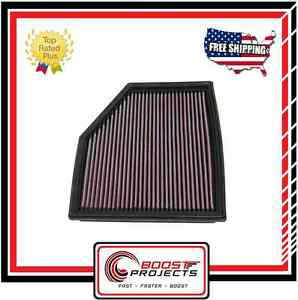 K&N Replacement Air Filter for BMW 630I / 528I / 525I / 530I * 33-2292 *