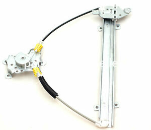Front Right Window Reguliator Electric Without Motor Mitsubishi Outlander 03-06