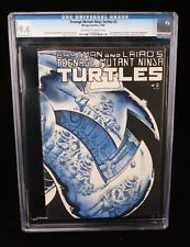 Teenage Mutant Ninja Turtles #2 (First Print!) CGC 9.4 (Mirage Studios, 1984)