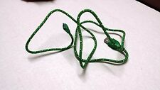 Green USB 2.0 charging cable for Android (Samsung, Motorolla, HTC etc 3Ft (USA)
