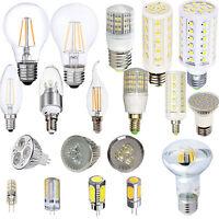 12V 24V 230V LED Glühbirne Leuchtmittel E14 E27 G4 MR16 GU5.3 Strahler Spot 220V