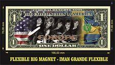 EUROPE IMAN BILLETE 1 DOLLAR BILL MAGNET