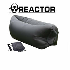 Reactor ® Inflatable Air Sleeping Bag Camping Bed Beach Lounge Lazy Lay bag Sofa