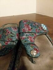 Women's Alegria Thong Sandals Size 40
