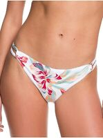 Roxy 255151 Womens Lahaina Bay Full Bikini Bottoms Swimwear Size XS