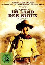 IM LAND DER SIOUX - Randolph Scott - Western, Indianer, DVD*NEU*OVP