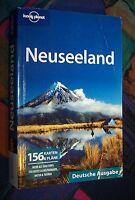 NEUSEELAND - Rotorua Auckland Wellington Marlborough ... # Lonely Planet deutsch
