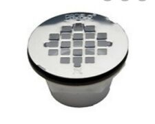 "PROFLO PF42867 2"" PVC Solvent Weld Shower Drain - Chrome"