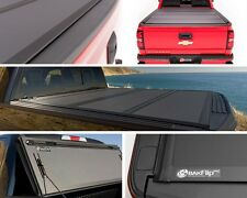 """Bakflip Mx4 Hard Folding Tonneau Cover Fits 2017-2018 Ford F-250 F-350 6'9"""" Bed"""