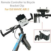 Drone Remote Controller Mount Holder to Bicycle Clip Bracket for DJI MAVIC AIR 2