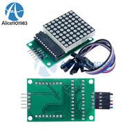 5PCS MAX7219 Dot LED matrix module MCU Control LED Display module for Arduino