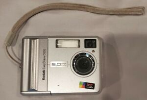 Used digital camera - Kodak EasyShare C530 5.0MP - Silver - working