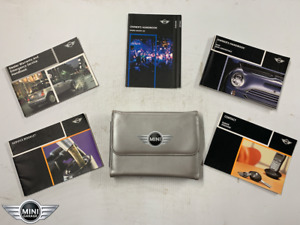 Owners Handbook Wallet, Service Book Pack - R50, R52, R53 Mini  - 2