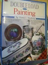 Double Load Method Painting Book-Dewberry-Flowers/ 00004000 Halloween/Fruits/Reindeer