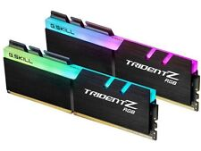 G. SKILL Trident Z RGB 16GB DDR4 3200 MHz PC4-17000 (F4-3200C16D-16GTZR)