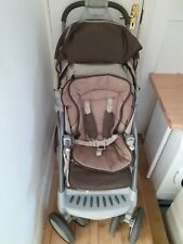 Mothercare Trenton Baby Travel Set (Pram, Car Seat, Bag & Brand New Carry Cot)