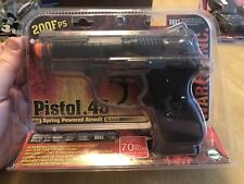 Airsoft Pistol Handgun BB Gun Spring Loaded CS45 Pistol Bundle Plus 1000 Bbs!