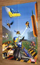 Nintendo 64 Buck Bumble very rare Poster 58x82cm