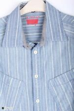 Camicie casual e maglie da uomo a manica lunga blu Levi's