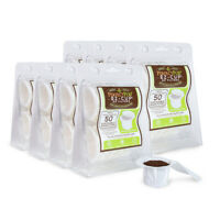 400-Count EZ Cup 2.0 Disposable Paper Coffee Filters for Keurig Single Cup Kcup