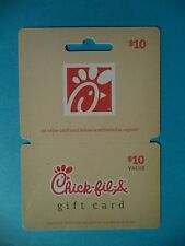 Chick-fil-A $ 10.00 Gift Card